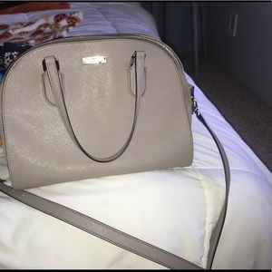 Kate spade grey purse
